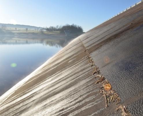 Niddatalsperre CMC Wasserbauprojekte GmbH