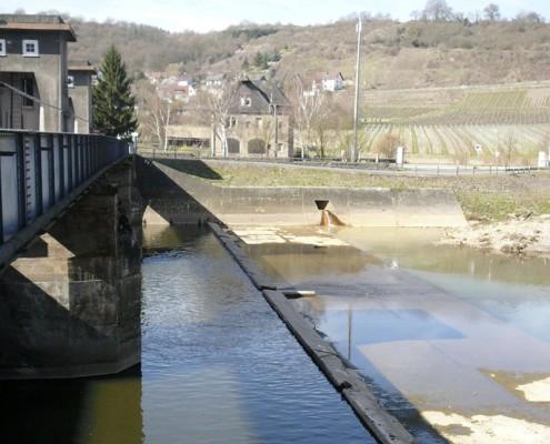Wasserkraftanlage Niederhausen