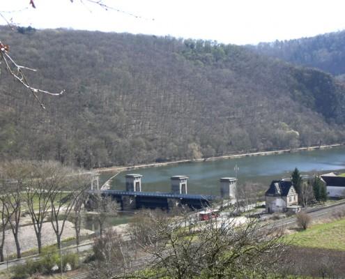 Wasserkraftanlage Neiderhausen – Übersicht