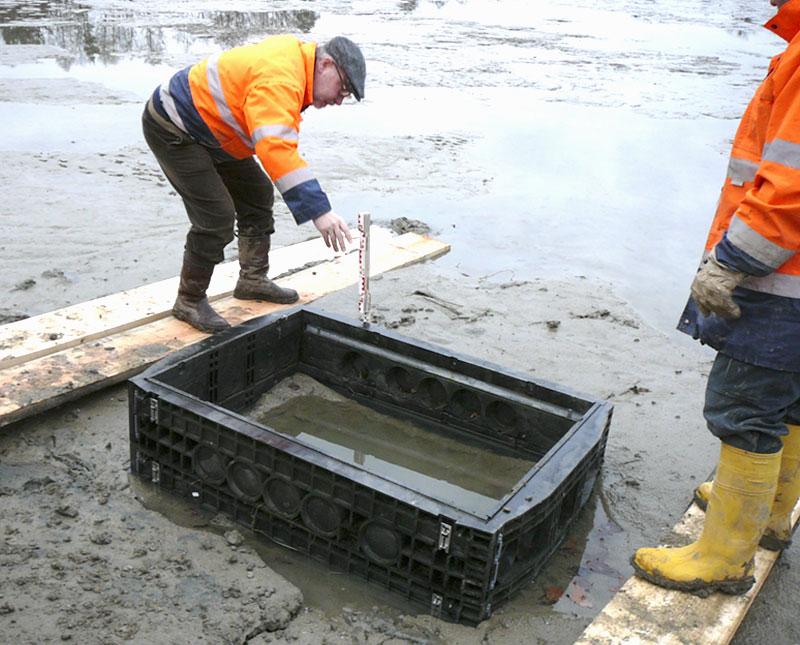 Bodenmechanische Untersuchung - Reutlingen
